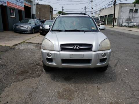 2007 Hyundai Tucson for sale at O A Auto Sale in Paterson NJ