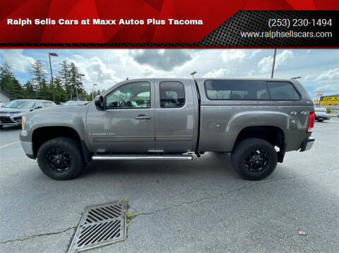 2007 GMC Sierra 2500HD for sale at Ralph Sells Cars at Maxx Autos Plus Tacoma in Tacoma WA