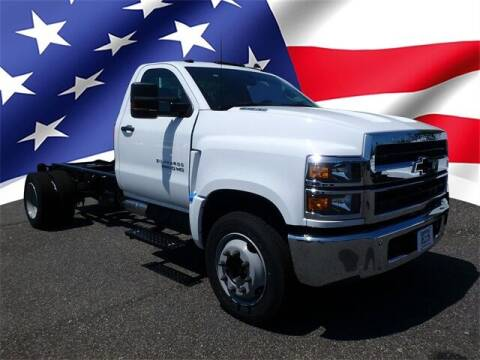 2019 Chevrolet Silverado 5500HD for sale at Gentilini Motors in Woodbine NJ