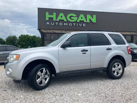 2010 Ford Escape for sale at Hagan Automotive in Chatham IL