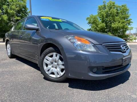 2009 Nissan Altima for sale at UNITED Automotive in Denver CO