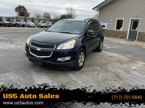2010 Chevrolet Traverse for sale at US5 Auto Sales in Shippensburg PA