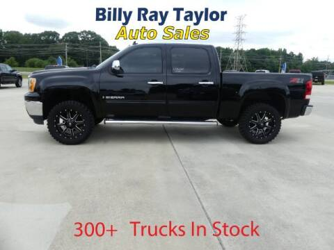 2009 GMC Sierra 1500 for sale at Billy Ray Taylor Auto Sales in Cullman AL