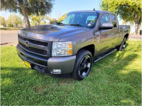 2011 Chevrolet Silverado 1500 for sale at D & I Auto Sales in Modesto CA