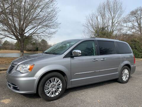 2016 Chrysler Town and Country for sale at LAMB MOTORS INC in Hamilton AL