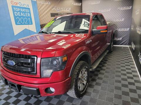 2013 Ford F-150 for sale at X Drive Auto Sales Inc. in Dearborn Heights MI