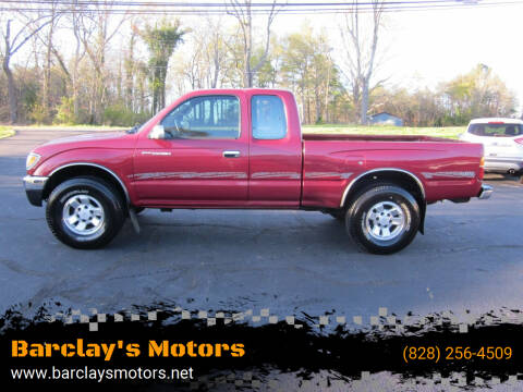 1997 Toyota Tacoma for sale at Barclay's Motors in Conover NC