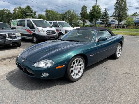 2002 Jaguar XKR for sale at Candlewood Valley Motors in New Milford CT