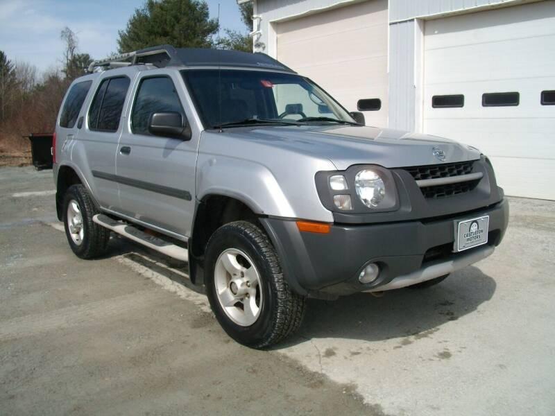 2004 Nissan Xterra for sale at Castleton Motors LLC in Castleton VT