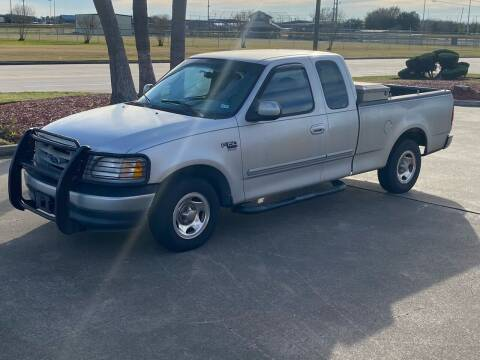 2000 Ford F-150 for sale at M A Affordable Motors in Baytown TX