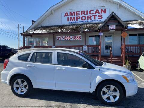 2011 Dodge Caliber for sale at American Imports INC in Indianapolis IN
