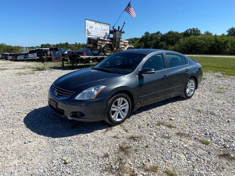 2011 Nissan Altima for sale at Ken's Auto Sales & Repairs in New Bloomfield MO