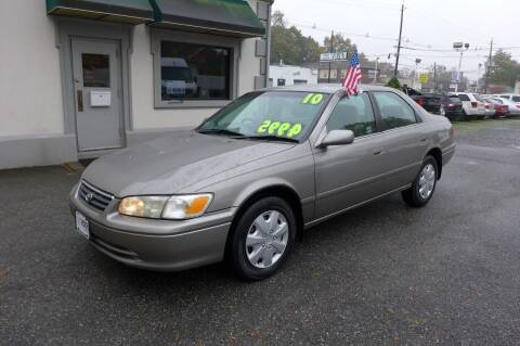 2001 Toyota Camry for sale at FBN Auto Sales & Service in Highland Park NJ