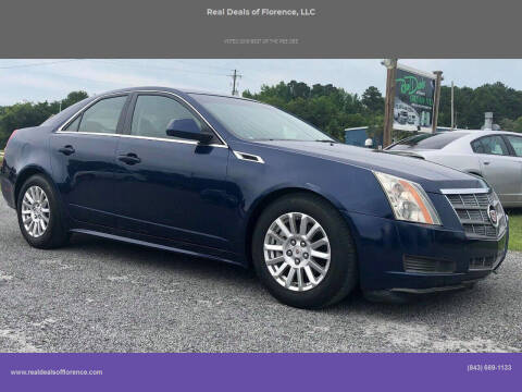 2011 Cadillac CTS for sale at Real Deals of Florence, LLC in Effingham SC
