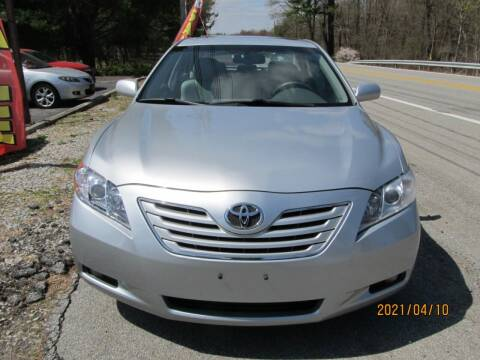 2007 Toyota Camry for sale at Mid - Way Auto Sales INC in Montgomery NY