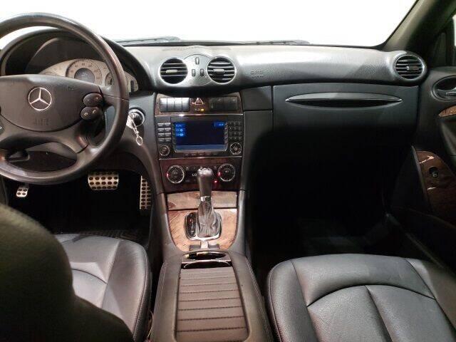 2008 Mercedes-Benz CLK CLK 350 2dr Convertible - Comanche TX