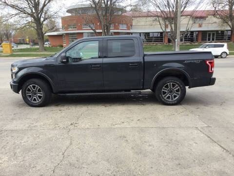 2016 Ford F-150 for sale at Mulder Auto Tire and Lube in Orange City IA
