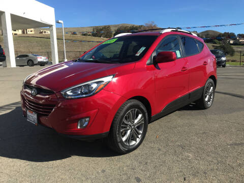 2015 Hyundai Tucson for sale at Autos Wholesale in Hayward CA