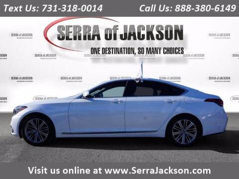 2018 Genesis G80 for sale at Serra Of Jackson in Jackson TN