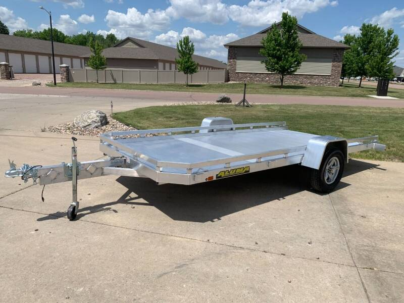 2022 Aluma 7814 S Tilt #9393 for sale at Prairie Wind Trailers, LLC in Harrisburg SD