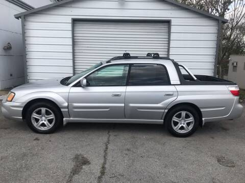 2003 Subaru Baja for sale at The Auto Lot and Cycle in Nashville TN