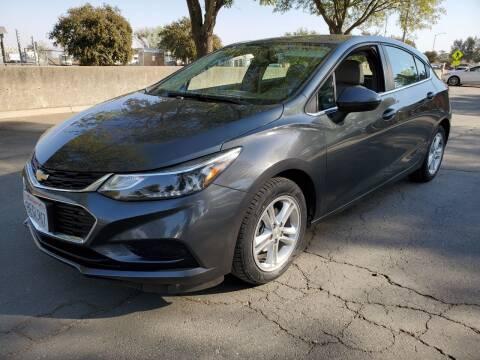 2018 Chevrolet Cruze for sale at Matador Motors in Sacramento CA