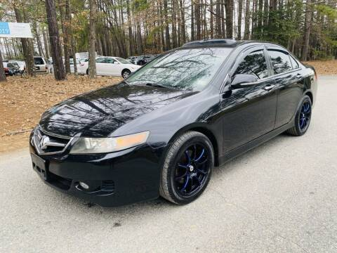 2007 Acura TSX for sale at H&C Auto in Oilville VA