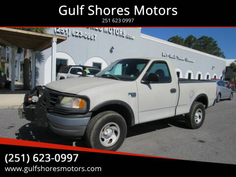 2002 Ford F-150 for sale at Gulf Shores Motors in Gulf Shores AL