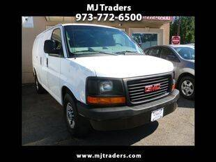 2011 GMC Savana Cargo for sale at M J Traders Ltd. in Garfield NJ
