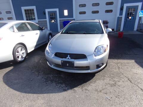 2009 Mitsubishi Eclipse for sale at Pool Auto Sales Inc in Spencerport NY