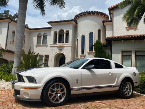 2008 Ford Shelby GT500 for sale at Mirabella Motors in Tampa FL