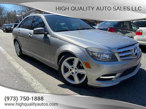 2011 Mercedes-Benz C-Class for sale at High Quality Auto Sales LLC in Bloomingdale NJ