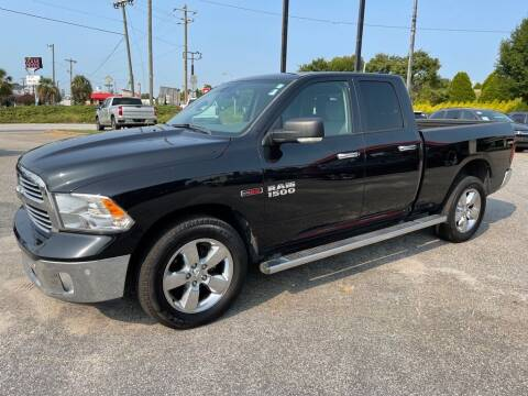2016 RAM Ram Pickup 1500 for sale at Modern Automotive in Boiling Springs SC