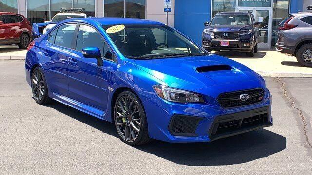 2018 Subaru WRX for sale in Carmel, NV