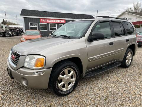 2002 GMC Envoy for sale at Y City Auto Group in Zanesville OH
