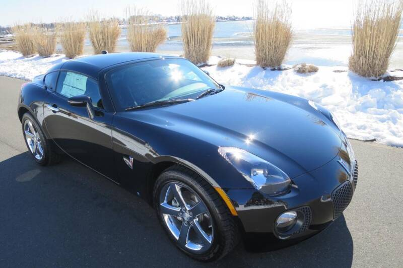 2009 Pontiac Solstice for sale in Milford, CT