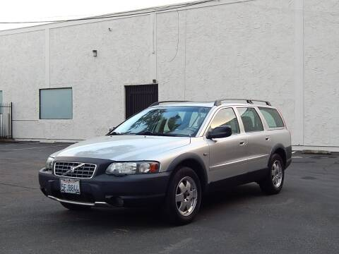 2004 Volvo XC70 for sale at Gilroy Motorsports in Gilroy CA