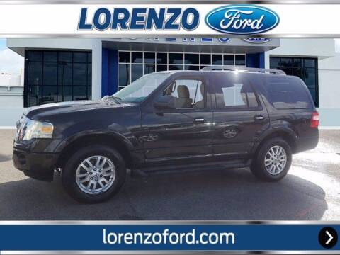 2012 Ford Expedition for sale at Lorenzo Ford in Homestead FL