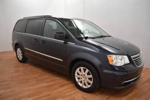 2013 Chrysler Town and Country for sale at Paris Motors Inc in Grand Rapids MI