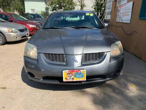 2004 Mitsubishi Galant for sale at Nation Auto Wholesale in Cleveland OH