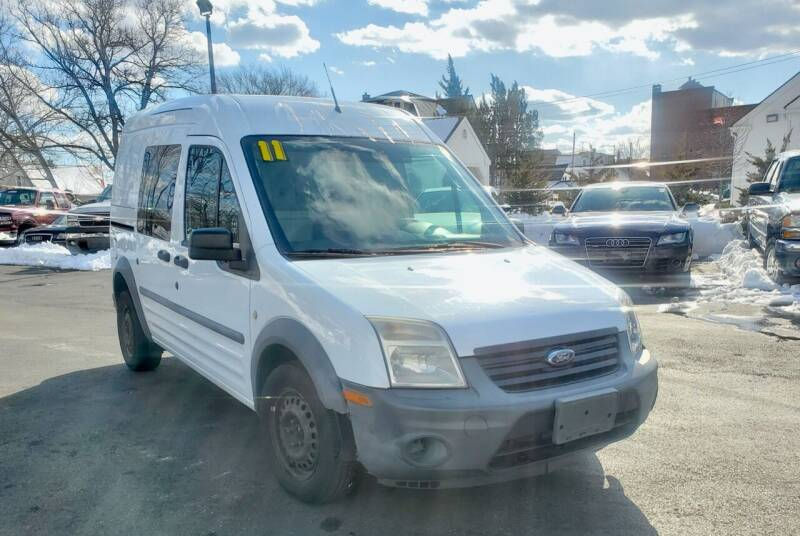 2011 Ford Transit Connect for sale at K Tech Auto Sales in Leominster MA