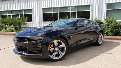 2019 Chevrolet Camaro for sale at Houston Auto Preowned in Houston TX