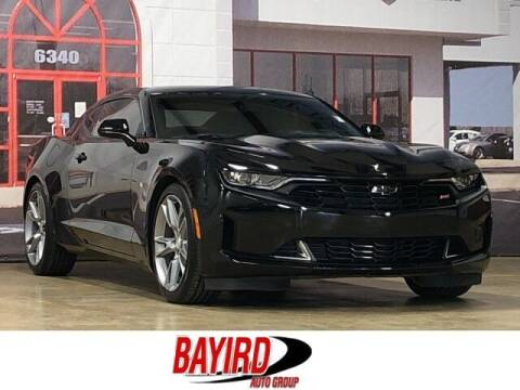 2021 Chevrolet Camaro for sale at Bayird Truck Center in Paragould AR