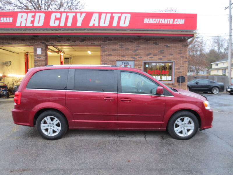 2011 Dodge Grand Caravan for sale at Red City  Auto in Omaha NE