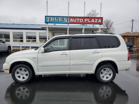 2003 Suzuki XL7 for sale at True's Auto Plaza in Union Gap WA