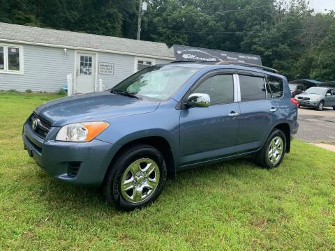 2012 Toyota RAV4 for sale at Manny's Auto Sales in Winslow NJ