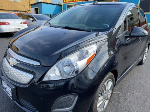2014 Chevrolet Spark EV for sale at CARZ in San Diego CA