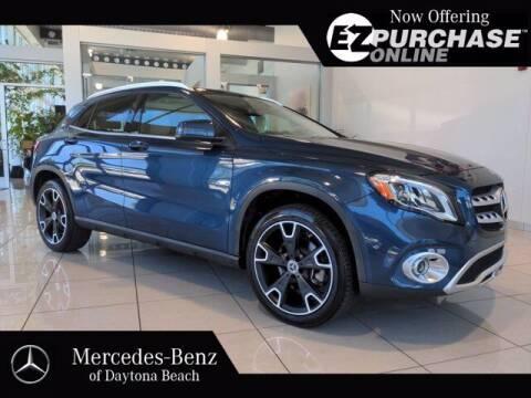 2019 Mercedes-Benz GLA for sale at Mercedes-Benz of Daytona Beach in Daytona Beach FL