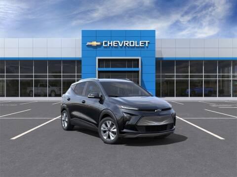 2022 Chevrolet Bolt EUV for sale at MATTHEWS HARGREAVES CHEVROLET in Royal Oak MI
