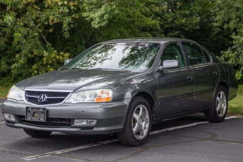 2003 Acura TL for sale at Carland Auto Sales INC. in Portsmouth VA